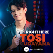RIGHT HERE (From The Voice Of Germany) von Tosi Udayana