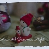 Animated Snowman Night by Dave King, Kidz Bop Christmas, Trini Lopez, The Coasters, The Merle Staton Choir, Nita Rossi, Traditional, Steve Lawrence, Billy Eckstine, The Paris Sisters