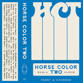 Horse Color Two von Penny & Sparrow