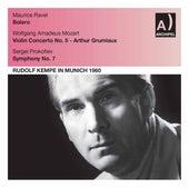 Prokofiev, Mozart & Ravel: Orchestral Works von Bavarian Radio Symphony Orchestra