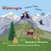 Alpensagen (Von Hexen, Geistern & Rittern) von Luise Kinseher