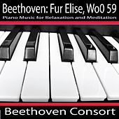 Beethoven: Fur Elise, Woo 59 by Beethoven Consort