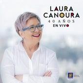 40 Años en Vivo by Laura Canoura