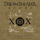 Score: 20th Anniversary World Tour Live with the Octavarium Orchestra [w/Interactive Booklet] de Dream Theater