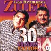 30 Grandes Exitos de Los Hermanos Zuleta