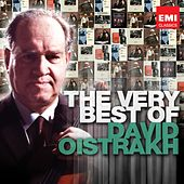 The Very Best of David Oistrakh by Various Artists