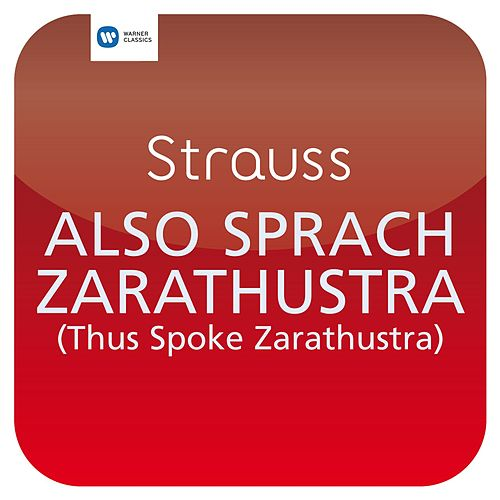 R. Strauss: Also sprach Zarathustra (Thus Spoke Zarathustra) ['Masterworks'] by Klaus Tennstedt