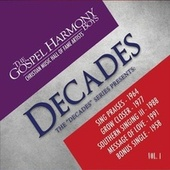 Decades, Vol. 1 de Gospel Harmony Boys