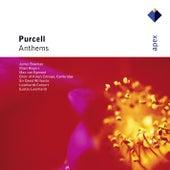 Purcell : Anthems von Gustav Leonhardt