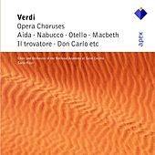 Verdi : Opera Choruses by Various Artists