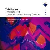 Tchaikovsky : Symphony No.5 & Romeo & Juliet by Kurt Masur