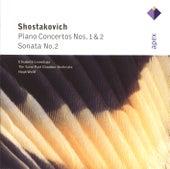 Shostakovich : Piano Concertos Nos 1 & 2, Piano Sonata No.2  -  Apex von Elisabeth Leonskaja