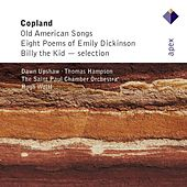 Copland : Old American Songs & 12 Poems of Emily Dickinson de Hugh Wolf
