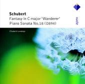 Schubert : Wanderer Fantasy & Piano Sonata No.18 von Elisabeth Leonskaja