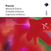 Puccini : Messa di Gloria, Preludio sinfonico & Capriccio sinfonico by Claudio Scimone