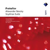 Prokofiev : Alexander Nevsky & Scythian Suite de Kurt Masur