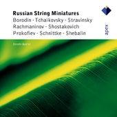 Russian String Miniatures (-  APEX) de Borodin Quartet