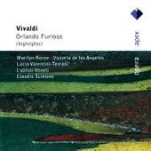 Vivaldi : Orlando furioso [Highlights] von Victoria de los Angeles, Carmen Gonzales, Marilyn Horne, Lucia Valentini-Terrani, Lajos Kozma, Sesto Bruscantini, Nicola Zaccaria, Claudio Scimone & I Solisti Veneti
