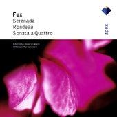Fux : Serenada, Rondeau & Sonata a 4 von Nikolaus Harnoncourt