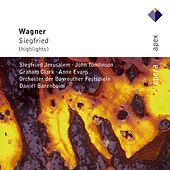 Wagner : Siegfried [Highlights] de Daniel Barenboim