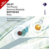 Holst : The Planets & Somerset Rhapsody by Royal Philharmonic Orchestra