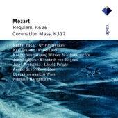 Mozart : Requiem & Mass No.16, 'Coronation' (-  Apex) by Rachel Yakar, Ortrun Wenkel, Kurt Equiluz, Robert Holl, Nikolaus Harnoncourt