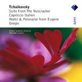 Tchaikovsky : The Nutcracker Suite, Capriccio Italien & Dances from Eugene Onegin by Alexander Lazarev