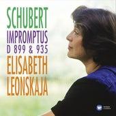 Schubert : Impromptus D899 & D935 von Elisabeth Leonskaja