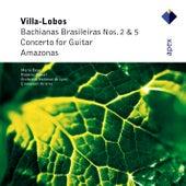 Villa-Lobos : Bachianas Brasileiras Nos 2, 5 & Guitar Concerto von Emmanuel Krivine