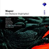 Wagner : Die Walküre [Highlights] de Daniel Barenboim