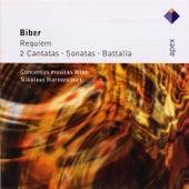 Biber : Various Works - APEX von Nikolaus Harnoncourt