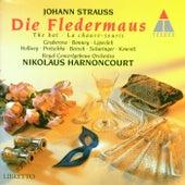 Strauss, Johann II : Die Fledermaus [Highlights] de Nikolaus Harnoncourt