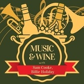 Music & Wine with Sam Cooke & Billie Holiday de Sam Cooke
