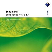 Schumann : Symphonies Nos 1 & 4 de Kurt Masur