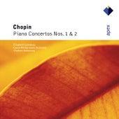 Chopin : Piano Concertos Nos 1 & 2 von Elisabeth Leonskaja