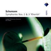 Schumann : Symphonies Nos 2 & 3 'Rhenish' de Kurt Masur