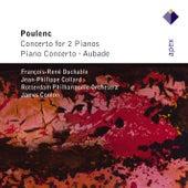 Poulenc : Piano Concertos & Aubade by James Conlon