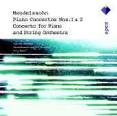 Mendelssohn : Piano Concertos Nos 1, 2 & Piano Concerto in A minor by Various Artists