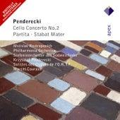 Penderecki : Cello Concerto No.2, Partita & Stabat Mater de Mstislav Rostropovich