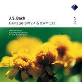 Bach, JS : Cantatas BWV Nos 4 & 131 von John Eliot Gardiner