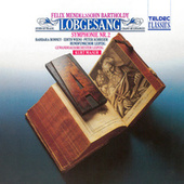Mendelssohn : Symphony No.2, 'Hymn Of Praise' by Kurt Masur