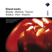 20th Century Choral Works de Westminster Cathedral Choir