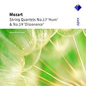 Mozart : String Quartets Nos 17, 'Hunt' & 19, 'Dissonance' by Alban Berg Quartet