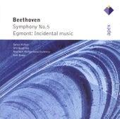 Beethoven : Symphony No.5 & Egmont de Kurt Masur