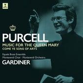 Purcell : Music for Queen Mary von John Eliot Gardiner
