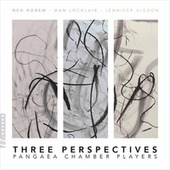 Trio for Flute, Cello & Piano: I. Largo misterioso - Allegro by Pangaea Chamber Players