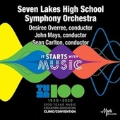 2020 Texas Music Educators Association (TMEA): Seven Lakes High School Symphony Orchestra [Live] von Seven Lakes High School Symphony Orchestra
