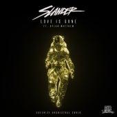 Love Is Gone (Orchestral Cover) von SLANDER, Dylan Matthew, Greenice
