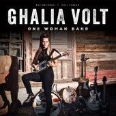 One Woman Band by Ghalia Volt