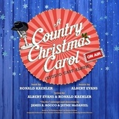 A Country Christmas Carol, On Air by Studio Cast
